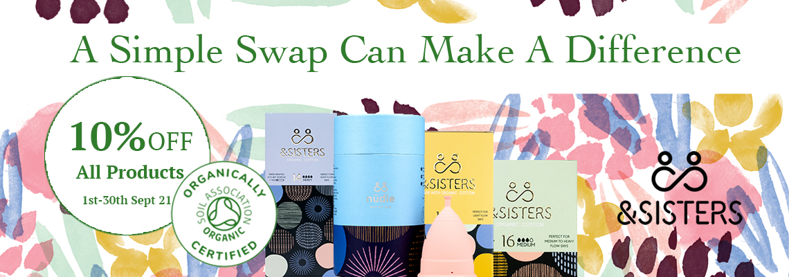 10% off all &SISTERS products