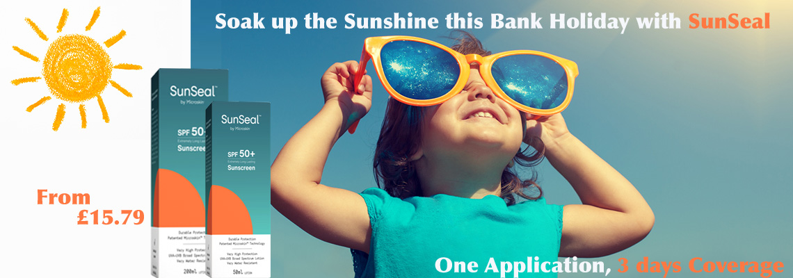 Soak up the sunshine with SunSeal