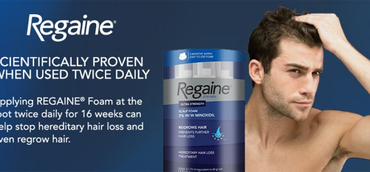 Regaine – Hair Loss Treatment