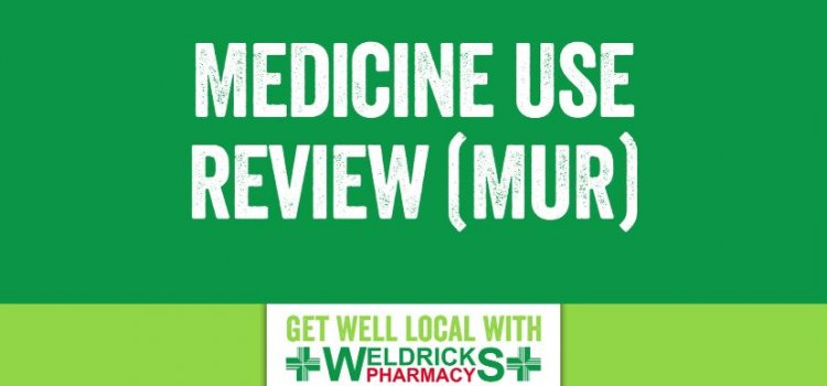 Right Medicine For You (MURs)
