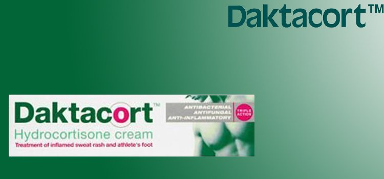 What is Daktacort HC Cream Used for?