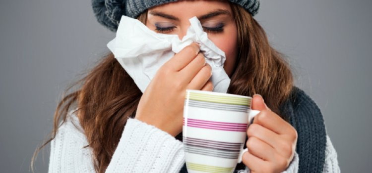 Relieving the symptoms of flu