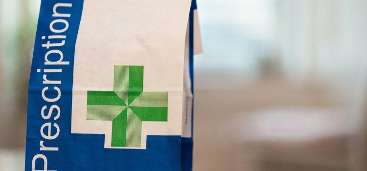 Free prescription collection service