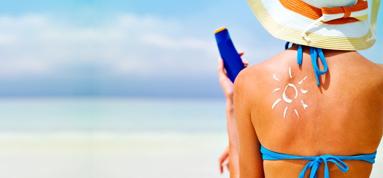 Does sunscreen stop you from tanning?