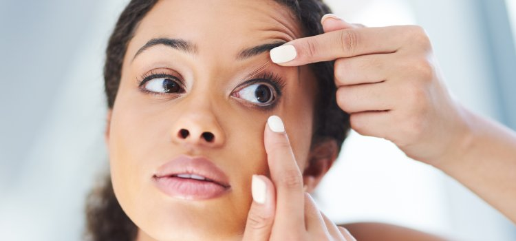 Dry Eye and Contact Lens Care Guide