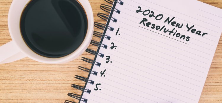 Personal Tips to stick to your New Year's Resolutions