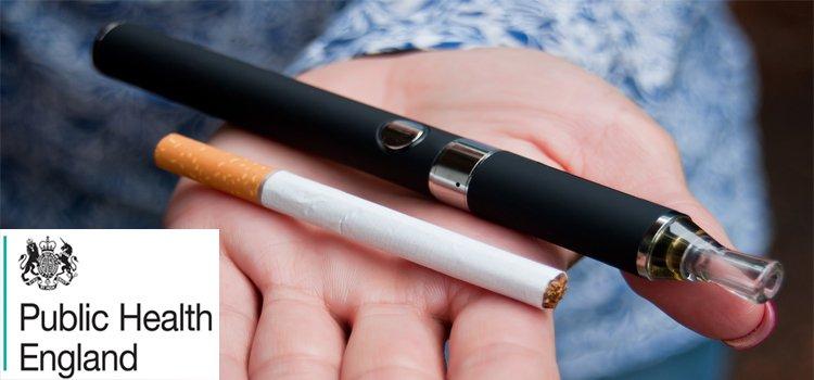 PHE E-Cigarette Report