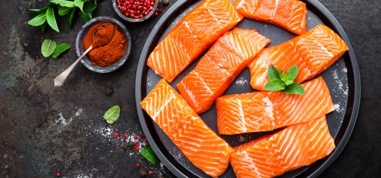 Oily Fish Could Help Children Sleep Better