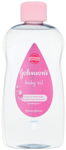Johnsons Baby Oil 500ml