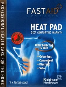 Fastaid Advanced Heat Pad