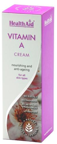 HealthAid Vitamin A Cream 75ml