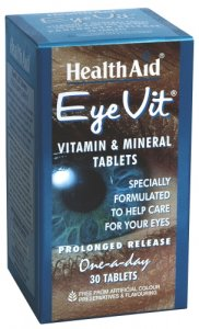 HealthAid Eye Vit Tablets Pack of 30