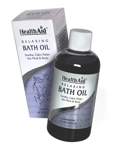 HealthAid Relaxing Bath Oil 150ml