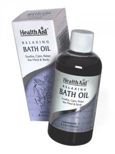 HealthAid Relaxing Bath Oil 150ml