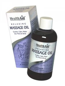 HealthAid Relaxing Massage Oil 150ml