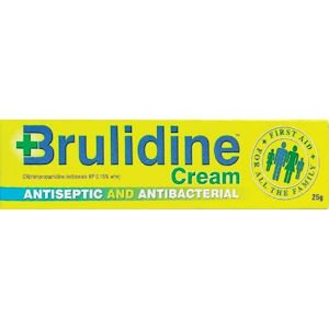 Brulidine Cream 25g