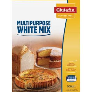 Glutafin Gluten Free Select Multipurpose White Mix 500g