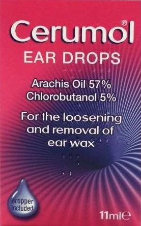 Cerumol Original Ear Drops 11ml