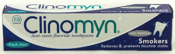 Clinomyn Smokers' Toothpaste 75ml