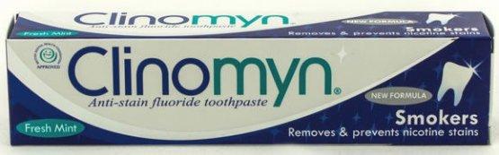 Clinomyn Smokers' Toothpaste 75ml