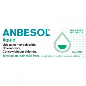 Anbesol Oral Liquid 15ml