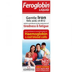 Feroglobin Liquid 200ml