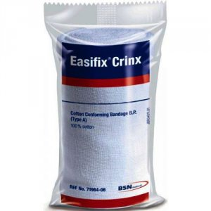Easifix Crinx Cotton Conforming  Bandage 7.5cm x 3.5m