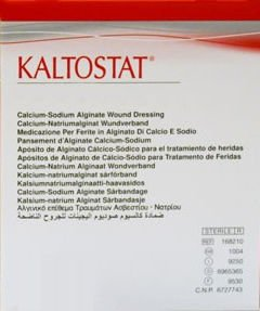 Kaltostat Alginate Wound Dressing  5cm x 5cm