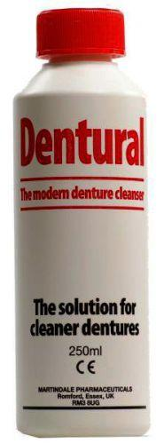 Dentural Liquid Denture Cleanser 250ml