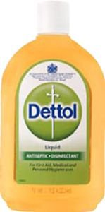 Dettol Antiseptic Disinfectant Original 500ml
