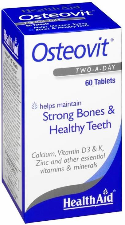 HealthAid Osteovit Tablets Pack of 60