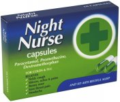 Night Nurse Capsules Pack of 10