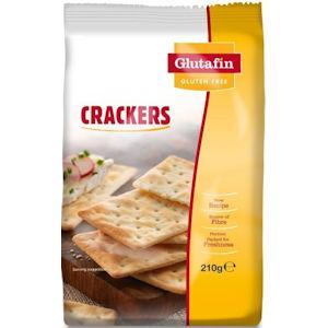 Glutafin Gluten Free Crackers 200g