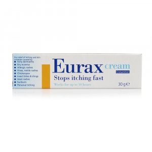 Eurax Cream 10% 30g