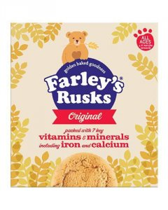 Heinz Farleys Rusks Original Pack of 18