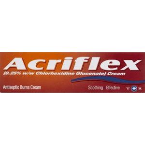Acriflex Cream For Burns 30g