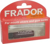 Frador Mouth Ulcer Tincture