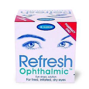 Refresh Ophthalmic Solution 0.4ml Pack of 30