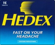 Hedex Tablets Pack of 16