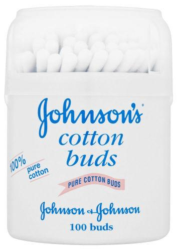 Johnsons Baby Cotton Buds Pack of 100