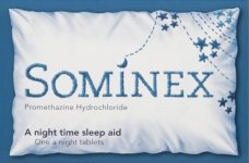 Sominex Tablets Pack of 8