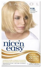 Clairol Nice n Easy Natural Extra Light Blonde 9.5B (formerly 97)