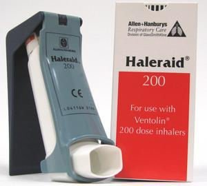 Haleraid 200 Inhaling Aid
