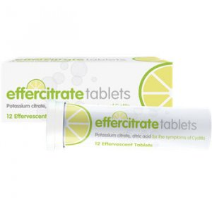 Effercitrate Soluble Tablets Pack of 12
