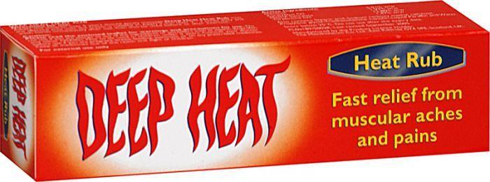 Mentholatum Deep Heat Rub 35g