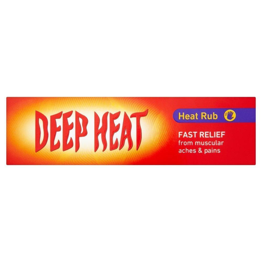 Mentholatum Deep Heat Rub 67g