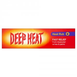 Deep Heat Cream 67g