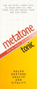 Metatone Original Flavour Tonic 500ml