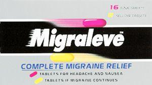 Migraleve Tablets Complete Pack of 24