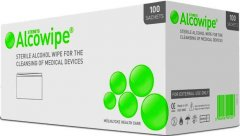 Alcowipes Sterile Wipes Pack of 100